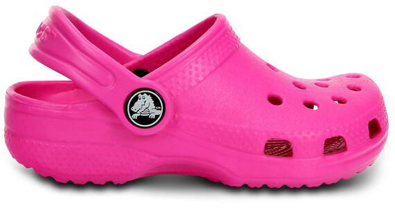 Crocs Classic Clogs Kids Neon Magenta